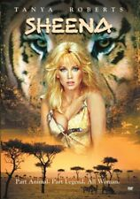 Sheena: Queen of the Jungle (1984) Tanya Roberts | UK Compatible Region free DVD