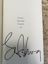 Lance Armstrong, Every Second Counts, Signed Copy