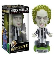 Beetlejuice Wacky Wobbler Figure  Bobble Head Michael Keating