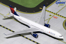 GEMINI JETS DELTA AIR LINES AIRBUS A330-300 1:400 DIE-CAST GJDAL1729 IN STOCK