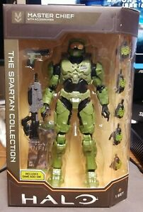 """HALO Infinite The Spartan Collection Master Chief 6.5"""" Figure New sealed"""