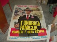 L'Honored Famiglia Killer And 'What's Our Manifesto 2F Original 1973