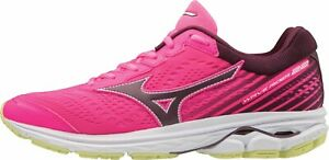 Mizuno Wave Rider 22 Women's Running Shoes - UK 7 Pink