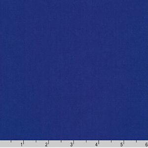 By Yard- Arietta Ponte De Roma Solid Knit Robert Kaufman  A165-146 GLACIER Blue
