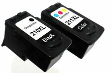 2PK FOR CANON PG 210XL CL 211XL PG210XL CL211XL 2973B001 2975B001 PIXMA MP480