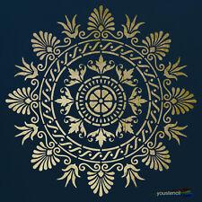 Mandala  #8 Stencil Template: Scrapbooking, Art,  Airbrushing: ST91A4