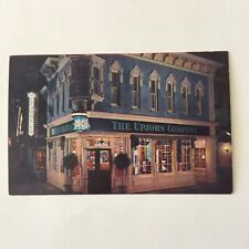 The UpJohn Company's Drugstore Disneyland  Unposted Postcard
