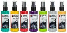 Marabu Fashion Spray, Marabu Shimmer Spray 100ml Bottles 30 colours to choose