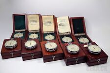 AS IS 10PC Stopwatch SLAVA Mechanical Pocket Chronometer Russian Soviet USSR