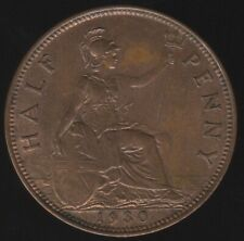 More details for 1930 george v halfpenny | british coins | pennies2pounds