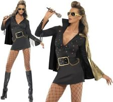 Smiffys Elvis Viva Las Vegas Female Costume (Medium)