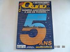 QUAD PASSION MAGAZINE N°54 12/2004 5 ANS DE PASSION POLARIS 800 SPORTSMAN    H43