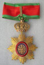 MEDAILLE COMMANDEUR ORDRE ROYAL DU CAMBODGE