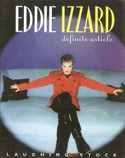 Eddie Izzard - Definite Article (2 Cass A/Book 1996) FREE UK P&P