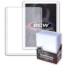 600 New Rigid Baseball 3 X 4 Card Toploader Storage Holders Standard Topload