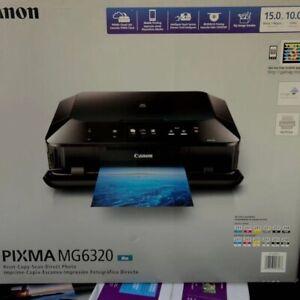 Canon Pixma MG6320 All-In-One Inkjet Printer