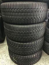 205/55/R16 RFT/RSC/Zero Pressure Run Flat Set Of Four Partworn tyres