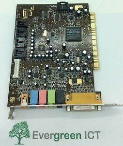 Creative SB0220 Sound Blaster Live 5.1 Digital PCI Soundcard