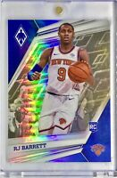 2019-20 Panini RJ Barrett Silver Prizm CHRONICLES Phoenix ROOKIE Card Rc Knicks