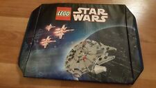 LEGO STAR WARS - COLLECTIBLE COVER 16 x 12 Millennium Falcon Death Star Fighters