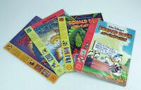 Zur Auswahl: Carl Barks Library Donald Duck Adventures 8-25 + Karte