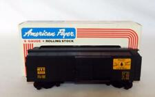 American Flyer 6-48308 Maine Central BoxCar Pine Tree MEC Boxed Clean S gauge
