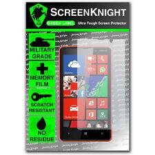 ScreenKnight Nokia Lumia 820 FRONT SCREEN PROTECTOR invisible Military shield