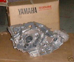 YAMAHA  TDM 850  3VD-15100-20 CRANKCASE ASSEMBLY TDM850