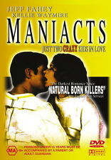 Maniacts - NEW DVD