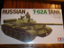 1/35 Scale,Cold War/Arab,USSR, T-62A Tank, Model (NSIB)