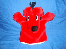 Clifford the Big Red Dog 1995 Plush Hand Puppet