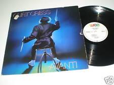 CURT CRESS -Avanti - 1983 Germany LP - krautrock drums