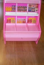 Vintage Barbie 1990's Supermarket Grocery Store Food Shelf REPLACEMENT ONLY