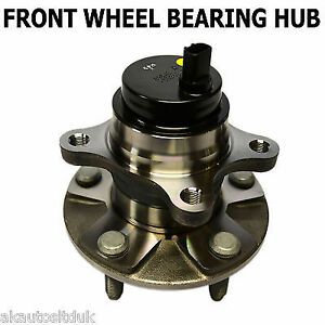 For Lexus Is220d Is250 Is350 05-12 Front Axle Left Wheel Hub Bearing Complete