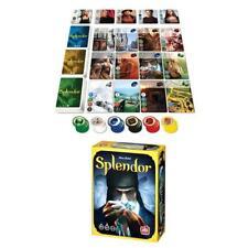 Splendor Desktop Board Game English Multiplayer Party Playing Card Games