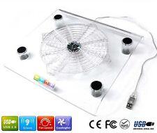 Base Con Ventola Cooler Cooling Fan Raffreddamento Notebook Pc Portatile 828 hsb