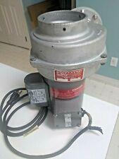 Cincinnati Fan LM-3 Cast Aluminum Pressure Blower w Baldor Motor .08HP 115/230V
