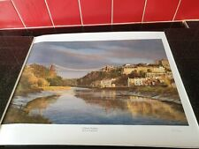 Clifton Sunrise - Peter Donnithorne - Signed Limited Edition 90/500