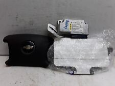 06 07 08 09 10 11 12 13 14 15 Chevy Impala Air Bag Set Wheel Dash  Module OEM