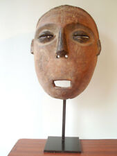 Masque H=35/55cm RDC Congo Ituri Angola, mask DRK Kongo, collection Art Africain