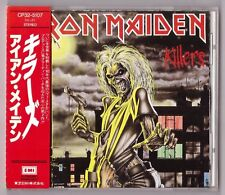 IRON MAIDEN  =KILLERS= CP 32-5107 3008Y  NEAR MINT CONDITION.PERFECT