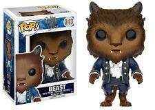 Beast Das Biest Beauty And The Beast Movie POP! Disney #243 Vinyl Figur Funko