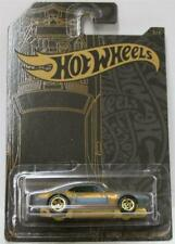 "2019 Hot Wheels ""Satin & Chrome"" Custom '67 Pontiac Firebird, Ships world Wide"