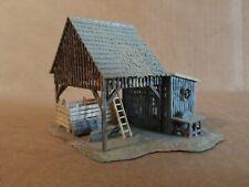 FALLER Wooden Barn Shed Cellar #289  Model Train/Slot Car HO Scale