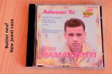 Eros Ramazzotti - Enzo Jannacci - Adesso Tu - 16 titres - Boitier neuf - CD