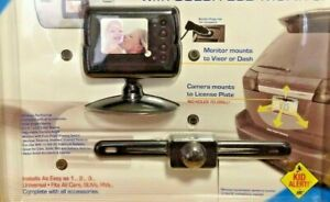 """Roadmaster VR 3Rear View  """"  Wireless Back-Up Camera """"  with 2.5"""" LCD Monitor"""
