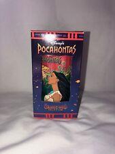 Burger King 1994 Disney Collector Series Pocahontas Glasses - 3 Variations