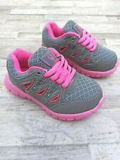Toddler Girls Sport Sneakers Tennis Shoes 4-9 New