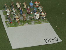 15mm medieval / generic - Infantry Archers 18 Bow - inf (A1240)