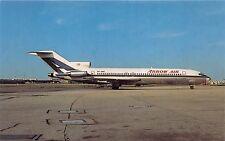 ARROW AIR AIRLINES~BOEING 727-2A1 ADVANCED~NEW YORK JFK 1985 POSTCARD